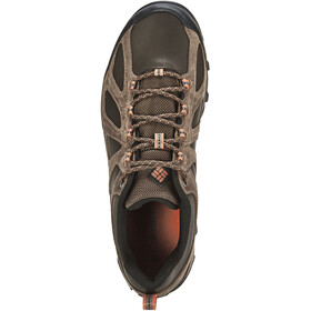 Columbia Peakfreak XRCSN II Low Outdry Shoes Men, cordovan / sanguine